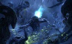 Movie - Alien Vs. Predator Wallpapers and Backgrounds