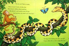 Monkey Puzzle by Julia Donaldson and Axel Scheffler