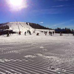 Auf der Nockalm in Richtung Priedröf Winter Fun, Winter Sports, Snowboarding, Skiing, Places In Europe, Travel List, Austria, Places Ive Been, Powder