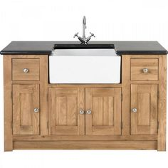 Awesome £695 137cm W Medium Belfast Sink Unit