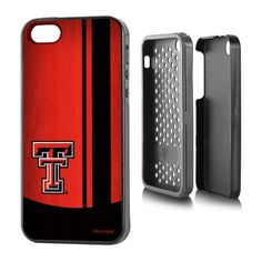Texas Tech Red Raiders Apple iPhone 5/5s Rugged Case