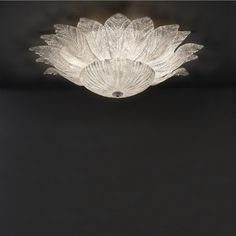 Ceiling lamp with Murano crystals of the STELLA collection Halogen or save-energy lamps can be used. It is originally made in Greece by MAVROS. Powder Paint, Gold Powder, Ceiling Lamp, Ceiling Lights, Glass Material, Fashion Lighting, Save Energy, Classic Style, Greece