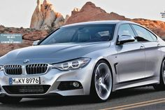 BMW 4 Series Gran Coupe will debut in June 2014