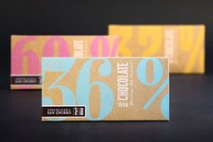 San Churro Real Chocolate - The Dieline -