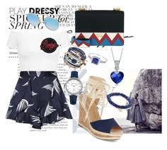 """Spring style"" by kaoriihayashi on Polyvore featuring Alice + Olivia, C/MEO COLLECTIVE, Sole Society, Marc Jacobs, Prada, Collette Z, Ray-Ban, Sydney Evan and Karen Millen"
