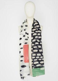 tsumori chisato scarf