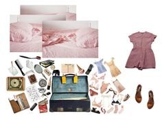 """""""let's escape"""" by lauryn16 ❤ liked on Polyvore featuring Mociun, Steve Madden, Elle Macpherson Intimates, Laura Urbinati, Agent Provocateur, Ella Doran, Goody, CO, Burt's Bees and The Elephant Family"""