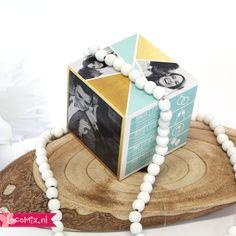 De Out Of The Box #trouwkaart van LocoMix is een van de meest #originele…