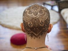 Henna Crowns for Chemotherapy patients and Alopecia sufferers ...