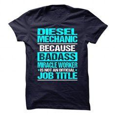 Awesome Shirt for DIESEL MECHANIC T-Shirts, Hoodies, Sweatshirts, Tee Shirts (20.99$ ==> Shopping Now!)