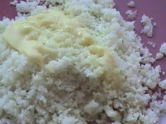 Karppaus ja perhe: Kukkakaali riisin tilalle, lisuke