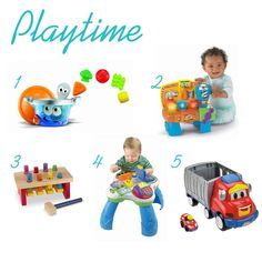 The Ultimate List Of Gift Ideas For One Year Olds Thepinningmama Toys