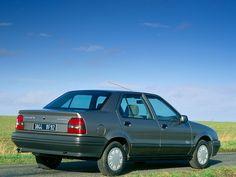 Renault 19 Chamade 1989.