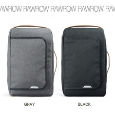 RAWROW Men's Most Canvas Backpack Rucksack Laptop Shoulder Hiking School Bag #RAWROW #Backpack