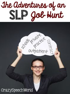 SLP Job Hunt