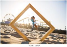 Elva and Bobby at Santa Monica! Sign up now! <3 http://www.eharmony.com/sbms/lc/10293?lcid=91156&laid=Apr