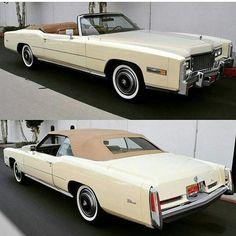 "Classic Caddy™ (@classic.caddy) on Instagram: ""1976 Cadillac Eldorado #cadillac #cadillacstyle #wreathandcrest#standardoftheworld #powertrain…"""