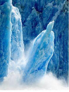 Dawes Glacier, Tracy Arm Fjord, Alaska