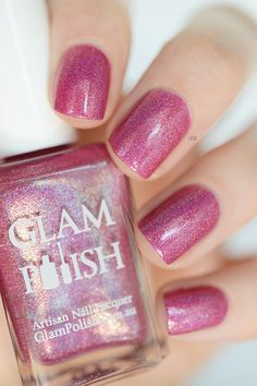 Heart Breaker Glam Polish