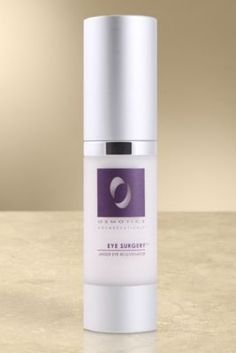 Best eye cream ever. Gets rid of even the most stubborn dark circles. Osmotics Eye Surgery - Dark Under Eye, Puffy Eye Bags