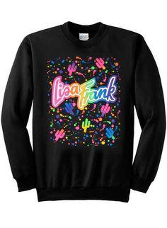Lisa Frank Logo Sweatshirt ($20-50) - Svpply