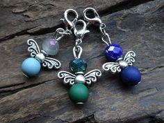Engelchen-Anhänger Schutzengel Taschenanhänger Schlüsselanhänger Charme Geschenk Geschenkidee gift for her unique jewelry gifts accessories