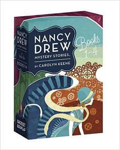 Nancy Drew Mystery Stories Books 1-4: Carolyn Keene: 9780448490052: Amazon.com: Books