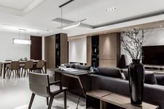 Lin residence on Behance