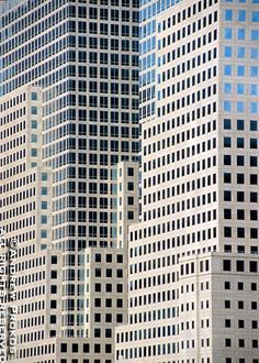 New York Architectural Photography - Photos, Fine Art Prints and Stock Images - View of the World Financial Center II