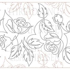 ideas embroidery leaf pattern free motion quilting for 2019 Embroidery Leaf, Hungarian Embroidery, Embroidery Flowers Pattern, Learn Embroidery, Japanese Embroidery, Vintage Embroidery, Embroidery Designs, Modern Embroidery, Flower Patterns