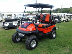 custom built 4 person Golf Cart trailer pull behind Taga
