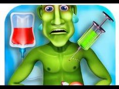 Monster Stomach Doctor - GameiMax Android gameplay Movie  apps  free  ki...