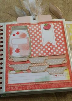 Mini Album Cookbook: Spring Mini Album ~ Project Life & AC Neapolitan ~ Brother ScanNCut ~ Cricut Explore                                                                                                                                                                                 More
