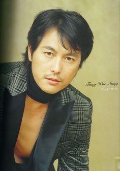 jung woo sung |