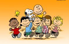 snoopy and friends - Google Search