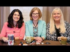 Artbeads Cafe - Katie Hacker Shares Leather Wrap Bracelets with Kristal ...