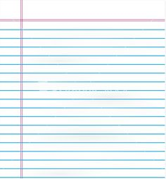 Download Notebook Paper Stock Image and other stock images, photos, icons, vectors, backgrounds, textures and more.   @graphicstock