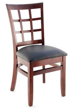 Premium Window Back Chair - Made in the USA