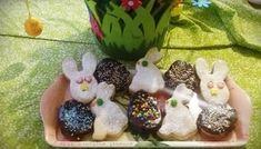 Húsvéti linzer - Süss Velem Receptek Pudding, Food, Puddings, Meals, Yemek, Avocado Pudding, Eten