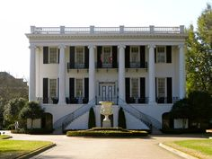 The President's Mansion--The University of Alabama