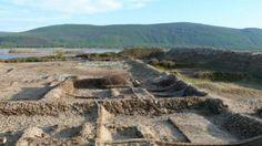 Enigmatica fortăreața siberiană Por Bajin