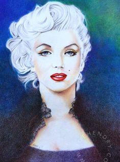 y Marilyn Monroe Fan Art Marilyn Monroe Artwork, Marylin Monroe, Drawing Stars, Greek Evil Eye, Norma Jeane, Blonde Women, Face Art, Pop Art, Diva