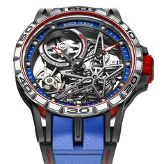 Roger Dubuis Excalibur Spider Skeleton Automatic