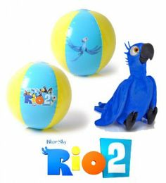 Rio 2 Movie Prize Pack Giveaway  http://www.mommygaga.com/2014/04/tons-of-amazon-fun-with-rio-2-movie.html#comment-53169