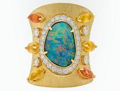 Margot McKinney bracelet from new Desert colletion