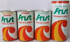Frist Soft Drink Cans - New Zealand