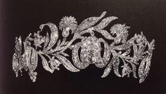 The Diamond Tiara of the Dukes of Rutland.