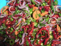 Hellena ...din bucataria mea...: Alt fel de ardei iute la borcan Vegetable Pizza, Food And Drink, Vegetables, Cooking, Canning, Fine Dining, Food And Drinks, Kitchen, Vegetable Recipes