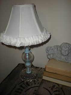 recovered lamp shade