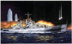 USS Juneau ~ BFD